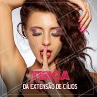 Aproveite essa promoção 🤑 #promoçao #extensaodecilios #terça #ahazousobrancelha