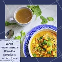Quem disse que saudável não pode ser delicioso? Peça já sua comidinha saudável e deliciosa! #comidasaudavel #ahazou #saudavel #saude #alimentaçao