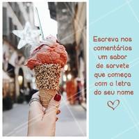 Quem consegue esse desafio? Comenta aqui! 😍😍 #sorvete #ahazou #sorveteria #doce