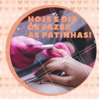 Aproveite para agendar o seu horário da semana! #unhas #ahazou #manicure #horario #esmaltacao