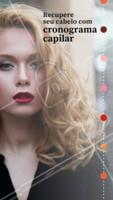 Já ouviu falar do cronograma capilar? Essa solução é feita para quem quer cabelos fortes, bonitos e cheios de brilho. #cabelo #ahazoucabelo #cabeleireiro #cronogramacapilar