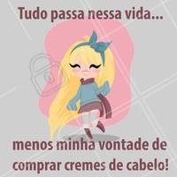 Hahaha concordam? #cabelo #ahazoucabelo #meme #engraçado
