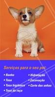 É só agendar um horário e trazer o seu pet para se cuidar também! ☎ XXXXX  #banho #pet #ahazouapp #ahazoupet #banhoetosa #petshop #servicos