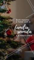 Mesa cheia, alegria, momento de agradecer e comemorar! #natal #hazounatal #comemoracao #gastronomia