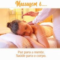 Concordam? 💆💆♂️ #massagem #motivacional #ahazouapp #ahazousaude #saude #bemestar