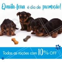 Aproveite o desconto e venha comprar a ração do seu pet! #pet #racao #ahazouapp #ahazoupet #promocao #desconto