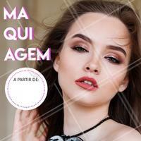Venha ficar mais linda! #maquiagem #ahazou #make #beauty