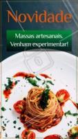 Massas artesanais feitas com todo o amor! #massas #food #ahazouapp #gastronomia #artesanais