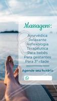 Agende já a massagem ideal para você! #massagem #terapialternativa #ahazouapp #ahazousaude #bemestar #relax