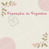 Aproveite as promoções desse mês e agende seu horário! #beleza #ahazou #promoçoes #promoçao #dezembro