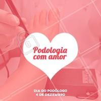 Amo essa profissão! Parabéns para todos os profissionais de podologia. #podologia #ahazoupodologia #ahazou #diadopodologo