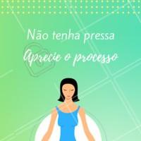Tudo tem o tempo certo para acontecer! ✨✨ #reikibrasil #ahazou #motivacional #reiki