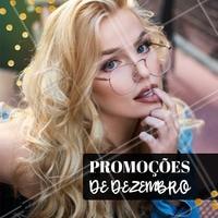 Aproveite as promoções desse mês e agende seu horário! #cabelo #ahazou #cabeleireiro #dezembro #promoçao