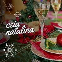 A Ceia de Natal envolve muitas tradições populares. O peru é o prato mais tradicional e está presente em quase todas as casas. E você, já decidiu qual será o cardápio da sua Ceia? #ceia #ahazougastronomia #natal