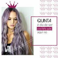 Aproveite a Quinta-feira tendo seu dia de princesa, você merece! 👸 #cabelo #ahazou #salaodebeleza #quintafeira #cabeleireiro