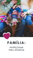 A família é a nossa base, é o nosso bem mais precioso.#diadafamilia #ahazou #familia