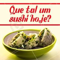 Junte os amigos e corre pra cá. Esperamos vocês! #rodiziojapones #sushi #ahazouapp #japones #japa #gastronomia