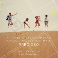 Nosso bem mais precioso é nossa família! 🙏 #diadafamilia #ahazou #familia