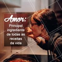 Com muito amor e sabor ❤️️ #amor #doces #ahazouapp #receitas #motivacional