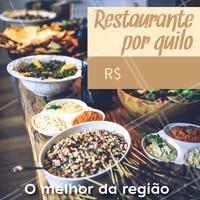 Venha experimentar! #selfservice #restaurante #ahazouapp #food