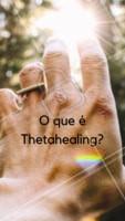 Thetahealing é uma poderosa técnica de cura energética, que combina ciência e espiritualidade, identificando crenças, sentimentos e padrões bloqueadores, para que assim seja criado imediatamente uma nova realidade para sua vida. As nossas crenças estão registradas nas nossas células, no DNA, e não conseguimos fazer mudanças significativas se não atingirmos esses registros, que são as memórias das nossas células. Thetahealing é uma técnica, não é uma religião. É uma abordagem holística de desenvolvimento pessoal que utiliza ondas cerebrais Theta para criar uma mudança positiva e poderosa.  Thetahealing pode trazer mudanças positivas para muitas áreas da sua vida, liberando e desbloqueando energias limitadoras, limpando o caminho para experimentar: alegria, abundância, sucesso e autoconfiança. #thetahealing #terapiasalternativas #beneficios #ahazouapp #cura #energia #bemestar