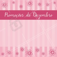 Aproveite as promoções desse mês e agende seu horário! #dezembro #promoçoes #natal #ahazou #beleza #promoçao