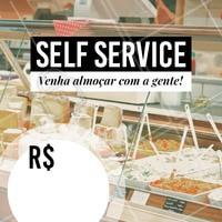 Conheça nosso cardápio! #selfsevice #ahazou #restaurante #food