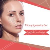 Deixe suas sobrancelhas lindas!  #micropigmentaçao #ahazou #designdesobrancelha