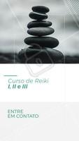 Não perca a chance de se tornar um Reikiano! Entre em contato ☎️ XXXXXX #reiki #ahazou #curso