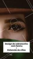 Aproveite essa promoção! Agende seu horário. #designdesobrancelha #ahazou #henna