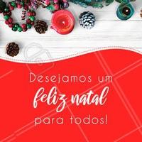 Desejo a todos os clientes um feliz natal e que o ano novo traga muitas conquistas e realizações! #natal #ahazou #anonovo