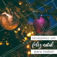 Desejo a todos os clientes um feliz natal e que o ano novo traga muitas conquistas e realizações!#natal #ahazou #anonovo #bemestar