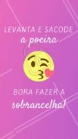 #stories #ahazou #sobrancelha