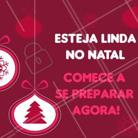 Quem se ama, se cuida! Corre pra cá que ainda dá tempo. #ahazou #esteticacorporal #natal #natalahz
