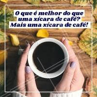 Concordam? ☕ Venham provar o nosso café e se deliciar! #cafe #cafeteria #ahazouapp #cafeexpresso