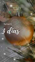 Faltam 3 dias para o Natal! #natal #ahazou #familia #25dedezembro