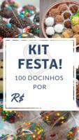 Peça já o seu! ☎️ XXXXXX #kitfesta #ahazou #doces #salgados