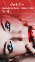 Aproveite essa promoção! Agende seu horário.  #henna #ahazou #extensaodecilios #designdesobrancelha
