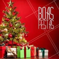 Que todos os nossos clientes tenham ótimas festas nesse final de ano! #natal #anonovo  #campanhanatalahz #ahazou