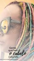 Tenha orgulho do seu cabelo! #cabelo #ahazou #motivacional