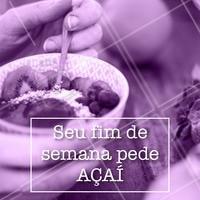 Peça já o seu! ☎️ XXXXXX #acai #ahazou #loucosporacai