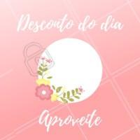 Aproveite o desconto do dia! #promocao #ahazouapp #desconto #ahazou