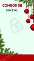 O Natal está se aproximando! E eu preparei combos especiais para você ficar linda e arrasar. Confira nossos combos natalinos. #natal #ahazou #beleza