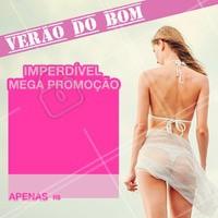Aproveitem nossa mega promoção de verão! Agendamento pelo telefone: XXXXXXX #esteticacorporal #ahazou #verao #beleza