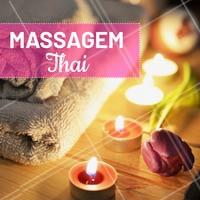 A Massagem Thai é uma técnica excelente para aumentar a flexibilidade e a consciência corporal. Mescla manobras de alongamento e massagem para liberar a energia estagnada no corpo, nutrir e relaxar a musculatura. Agende seu horário e venha conhecer! #massagem #massagemthai #terapiasalternativas #ahazou #saude #bemestar #cuidados