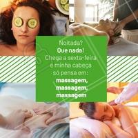 Concordam? 😂💆 #massagem #massoterapia #relaxamento #ahazouapp #ahazousaude #saude #bemestar