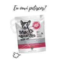 Compre aqui toda a linha da The French Co. Snacks fitoterápicos com complexos herbais que funcionam de verdade, seu pet vai AMAR ❤️️ #petshop #petiscos #ahazoupet #thefrenchco #snackscrocantes