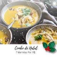 Não perca nosso combão de Natal! #promocao #marmitas #ahazouapp #natal #combo
