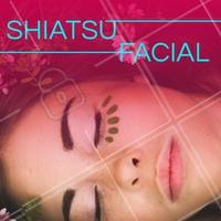 O Shiatsu facial é um tipo de massagem de origem chinesa que tem a capacidade de rejuvenescer e também trás benefícios para a saúde. A técnica consiste em uma massagem terapêutica, assim como a acupuntura, e tem a finalidade de estimular diversos pontos e também canais de energia no rosto, garantindo resultados excelentes. #shiatsu #massagem #ahazoumassagem #facial