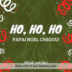 Desejamos a todos um bom Natal cheio de paz e luz para todos! #boasfestas #feliznatal #ahazou